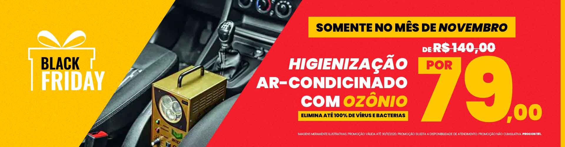 Higienização de ar-condicionado com ozônio em promoção na Zona Sul de São Paulo